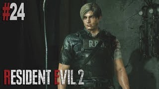 ŁATWIUTKO! [#24] Resident Evil 2 Remake