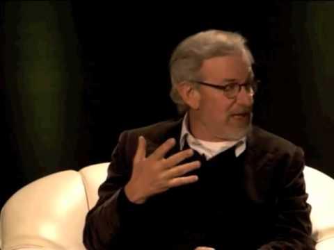 Steven Spielberg in conversation with Amitabh Bachchan