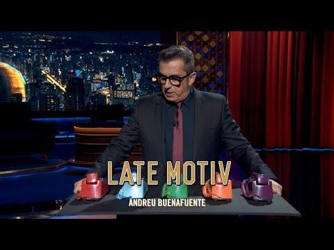 "LATE MOTIV - Monólogo de Andreu Buenafuente ""Campaña telefónica""  LateMotiv521"