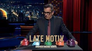 "LATE MOTIV - Monólogo de Andreu Buenafuente. ""Campaña telefónica"" | #LateMotiv521"