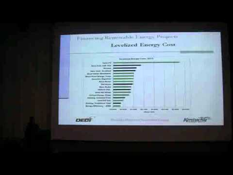 Renewable Energy: Fact and Fiction for Kentucky 2/4