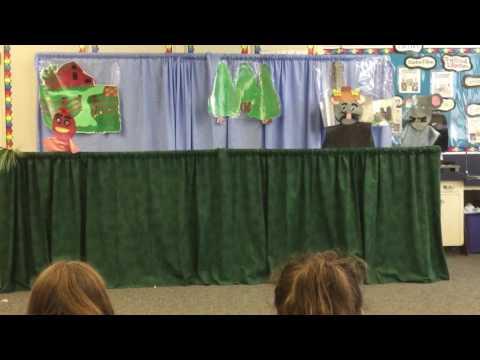Ada Givens Elementary School - Mrs. Hanson's Third Graders' Puppet Show