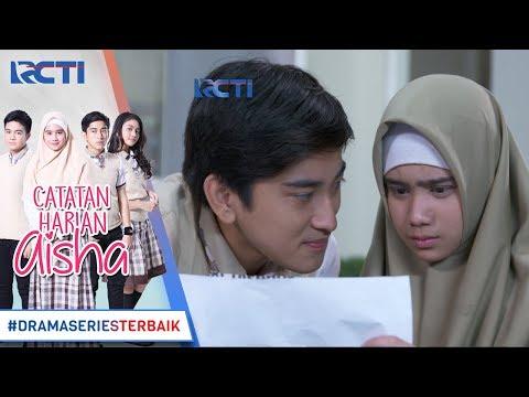 CATATAN HARIAN AISHA - Wahh Rafa Cari Cari Kesempatan Nih [30 Januari 2018]
