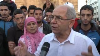 تواصل الاحتجاجات في المغرب على مقتل بائع السمك