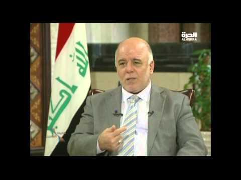 مقابلة مع رئيس الوزراء د. حيدر العبادي