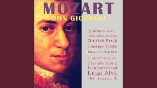 "Don Giovanni, Act I, Scene Three: ""Recitative & quartet - Mi par ch"