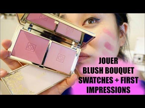 Blush Bouquet Dual Blush Palatte by jouer #4