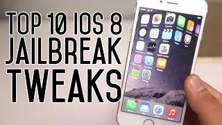 Top 10 iOS 8 Tweaks - Pangu Jailbreak Compatible