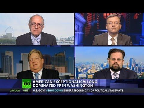 CrossTalk: Exceptional America?