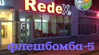 RedeX  4 команды запустили Флешмоб 5
