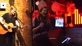 Shari Mocheit Sings At Last