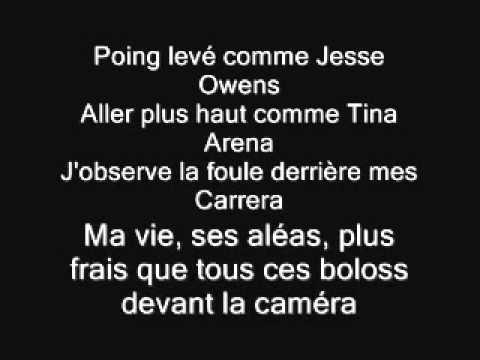 Booba ft  Maitre Gims   Longueur d'avance Lyrics paroles