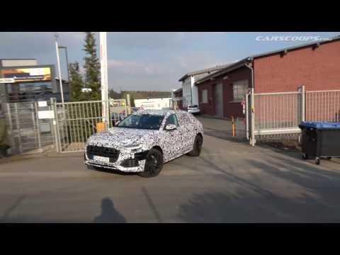 2019 Audi Q8 Sports Crossover