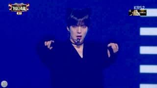 Video Monsta X Minhyuk CLOSEUP Focus edit - Bad Girl Good Girl (2016 KBS Song Festival) download MP3, 3GP, MP4, WEBM, AVI, FLV Mei 2018