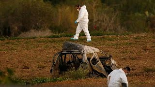 Maltesische Journalistin mit Autobombe getötet