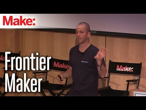 Connected Exploration: Makers are the New Explorers of the Universe! - David Lang