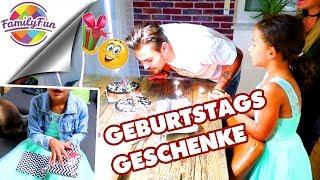 GEBURTSTAGSFEIER ÜBERRASCHUNG GESCHENKE zu HAKANS GEBURTSTAG  - Family Fun