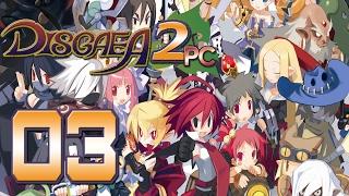 Disgaea 2 PC [Blind] Part 3 (Character Creation)