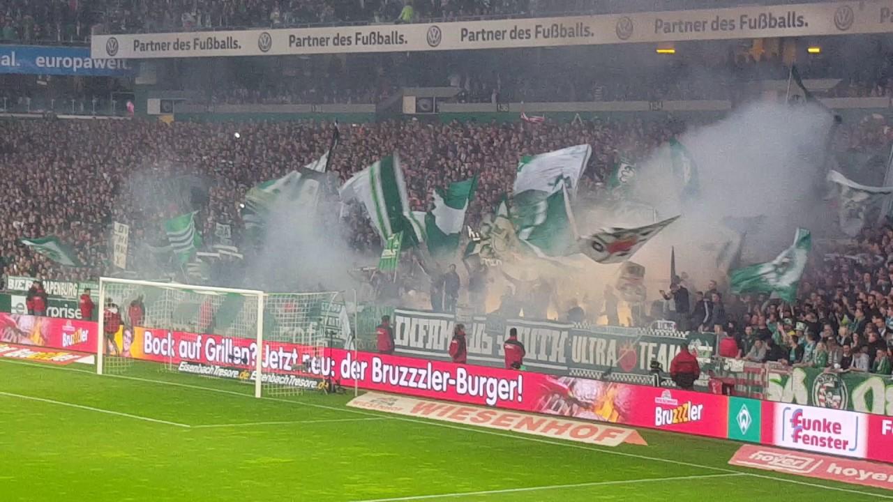 Bremen Schalke 2017