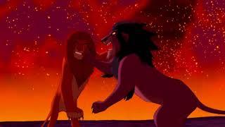 Lion King - Scar's Death (Telugu)