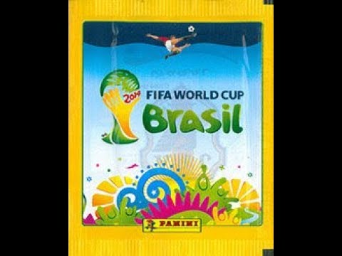 PANINI STICKERS GERMANY TEAM WORLD CUP 2014