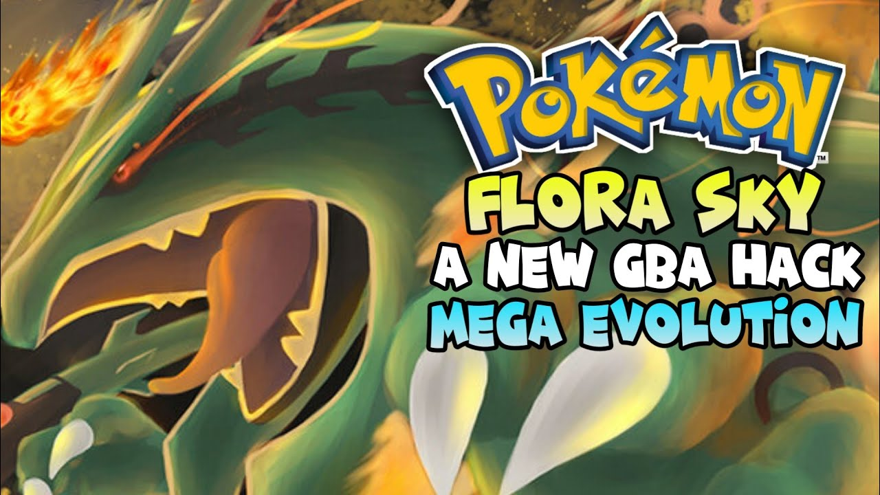 pokemon mega flora sky gba download zip