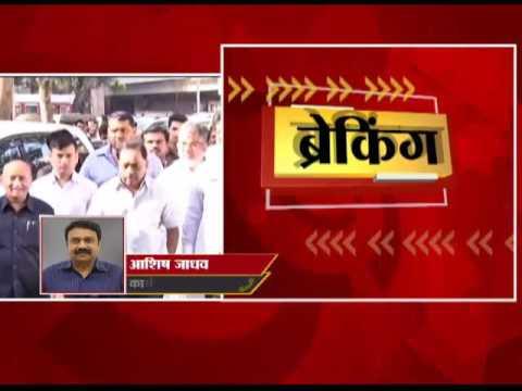 Congress Should Support Shivsena, Narayan Rane And Sanjay Nirupam Insisted Party 'S  Leader