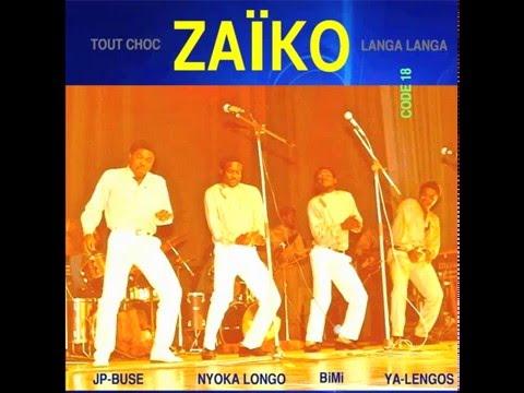 Tout - Choc Zaïko Langa Langa  - Code18