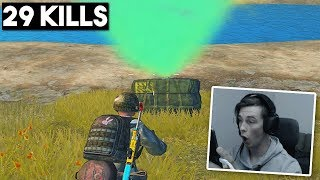 ONLY 0,1% GETS THIS AIRDROP!! | 29 KILLS SOLO vs SQUAD | PUBG Mobile 🐼