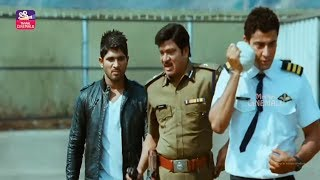 Stylish Star Allu Arjun Tollywood Interesting Scene | Telugu Interesting Scene | Mana Cinemalu