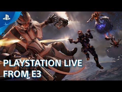 Lawbreakers - PS4 Gameplay Demo | E3 2017