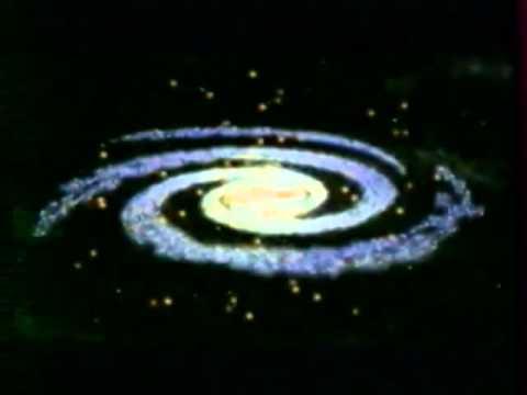 Notre Galaxie la Voie lactée, par  Jean-Pierre Luminet (1995)