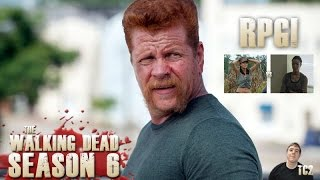 The Walking Dead Season 6 Mid-Season Finale - RPG to the Rescue? TC2 Q and A!