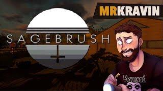 SAGEBRUSH [Full Playthrough] - ABANDONED CULT COMPOUND