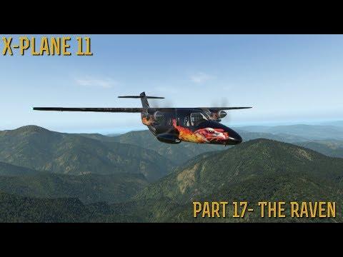 [X-Plane 11] Part 17- The Raven
