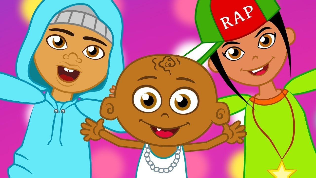 RAP Ailesi ile Dans Et Eğlen Alkışla - Dünya Çocuk Şarkıları