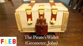 The Pirate's Wallet Puzzle (Geometer_John)