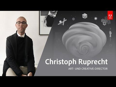 Grafikdesign mit Christoph Ruprecht - Adobe Live 2/3