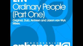 LTN - Ordinary People (Anhken Remix)