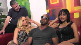 Shane Diesel, Britney Young, Lola Hart and a Cuckold