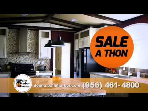 Palm Harbor Manufactured Homes Donna Texas 40th Sale A Thon 17