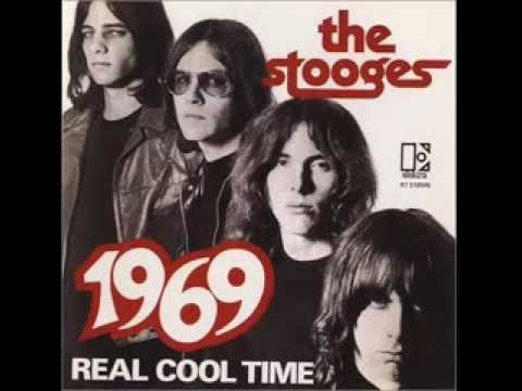 THE STOOGES, REAL COOL TIME