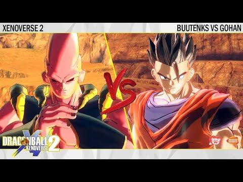 Buutenks vs Ultimate Gohan | Dragonball Xenoverse 2