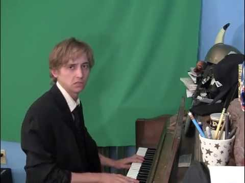 Bed intruder song *Evan's Cover*