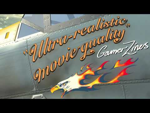 IL-2 Sturmovik: Birds of Prey (NDS/NDSi, PS3, PSP, Xbox360 - Launch Trailer)