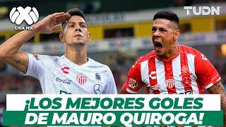 ¡'El Comandante'! Los mejores goles de Mauro Quiroga con Necaxa | TUDN