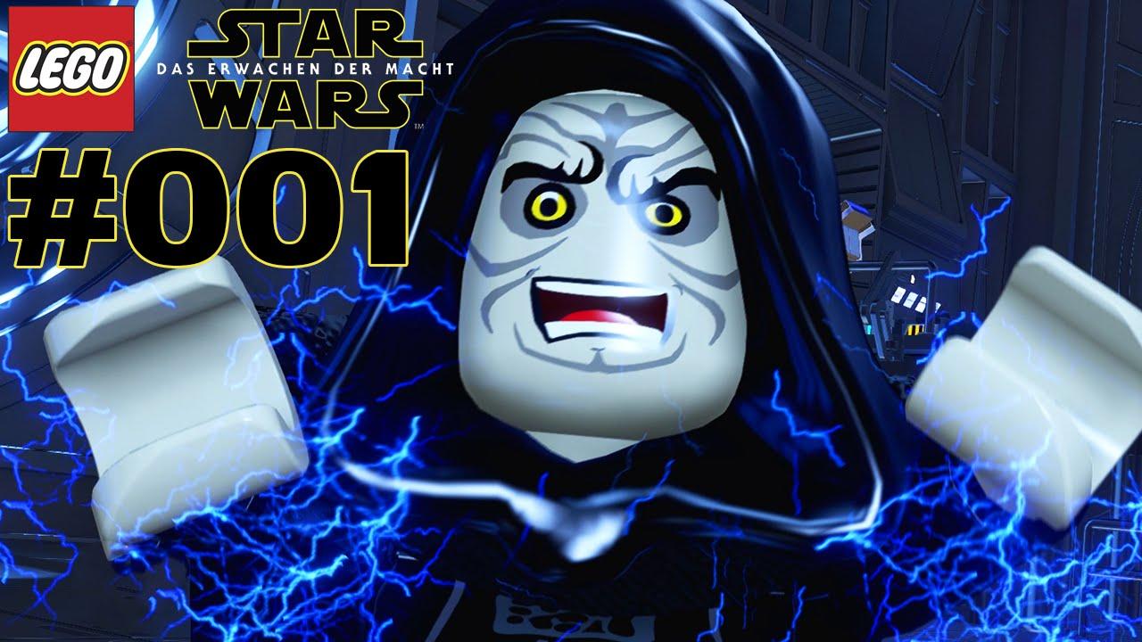 Lego Star Wars Das Erwachen Der Macht 001 Imperator Lets Play The Force Awakens Deutsch