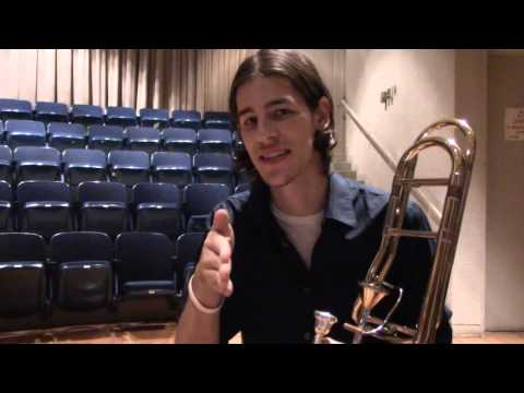 Trombone Lessons: Fast Playing