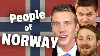 HOW TO BE NORWEGIAN • What people in Norway are like
