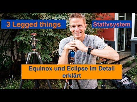 3 Legged Thing Leo, Albert & Winston: Tolle Details, Unterschiede Erlärt. (Equinox & Eclipse)